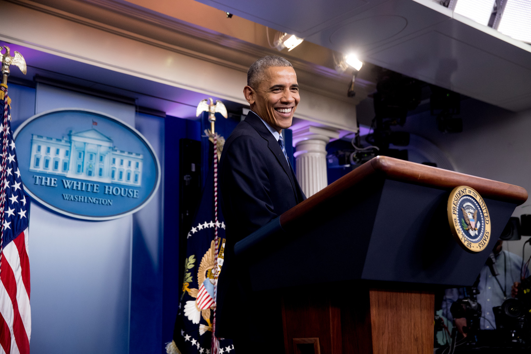 ebd9b019d4 President Obama confirmed what many political and literary observers have  long assumed  After he leaves office