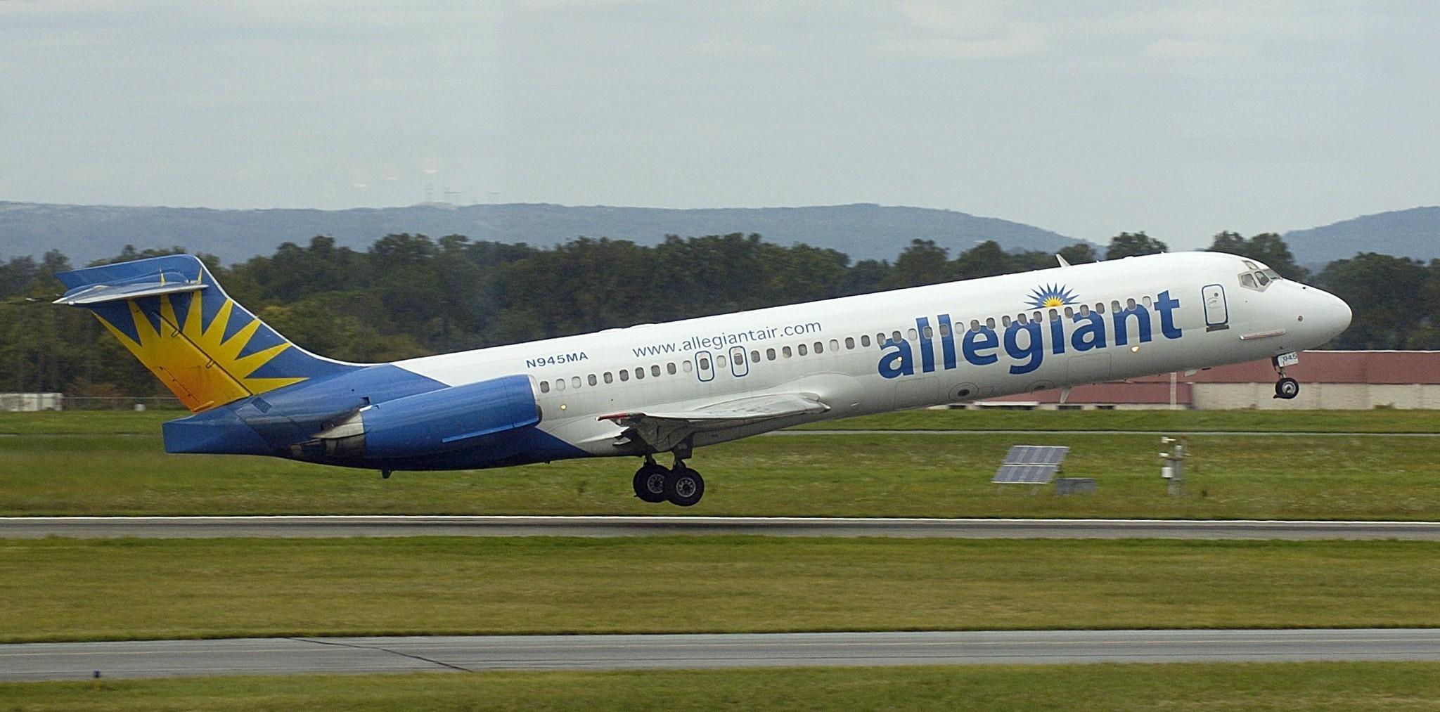 Bad Weather Blamed For Allegiant Air Flights Being