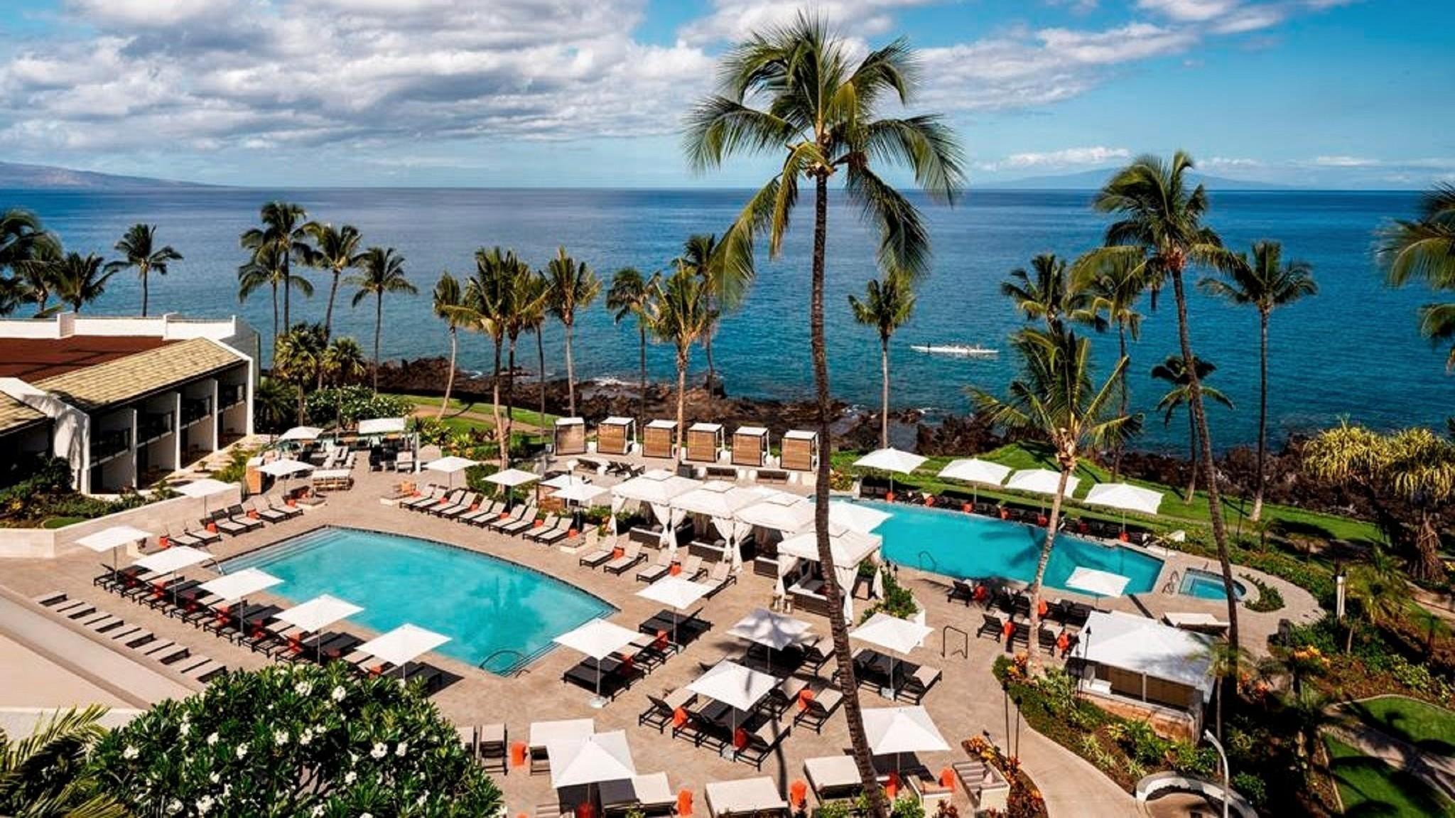 Marriott S Wailea Beach Resort On Maui Unveils Its 100
