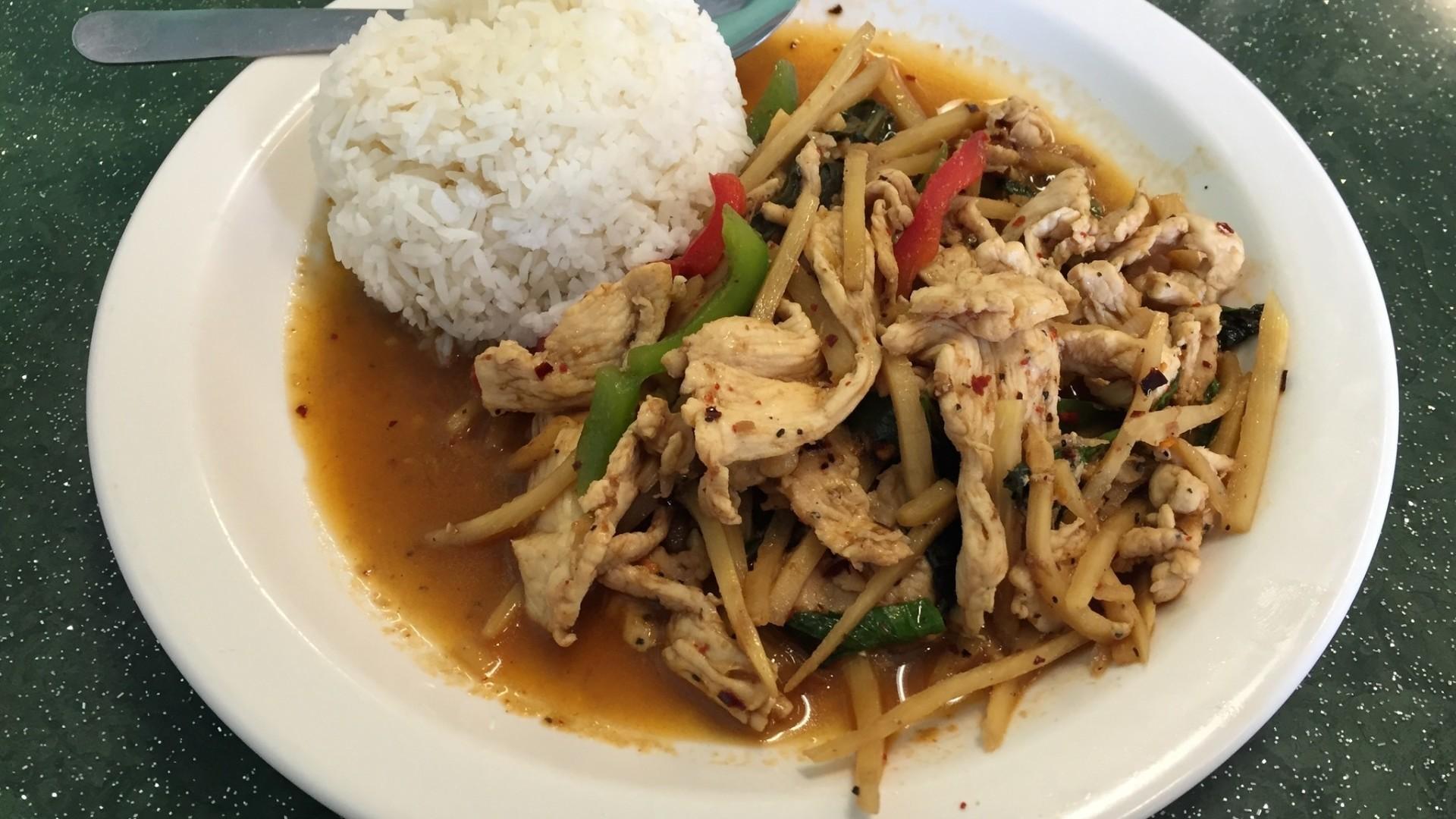 Thai Food Newport