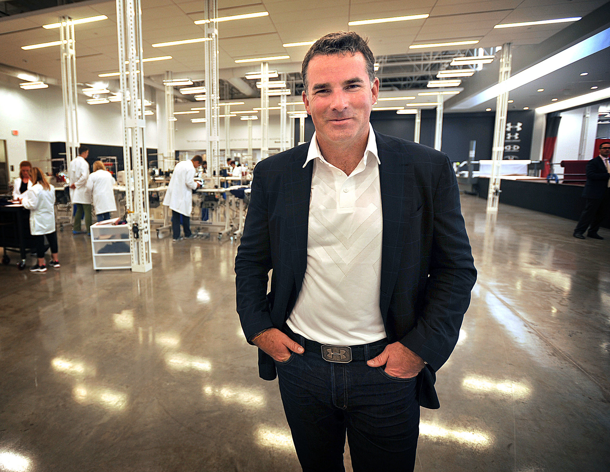 marylander of the year kevin plank baltimore sun