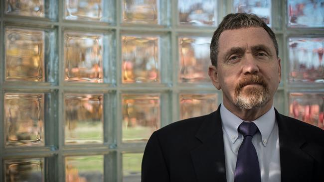 Ben Santer at Lawrence Livermore National Laboratory