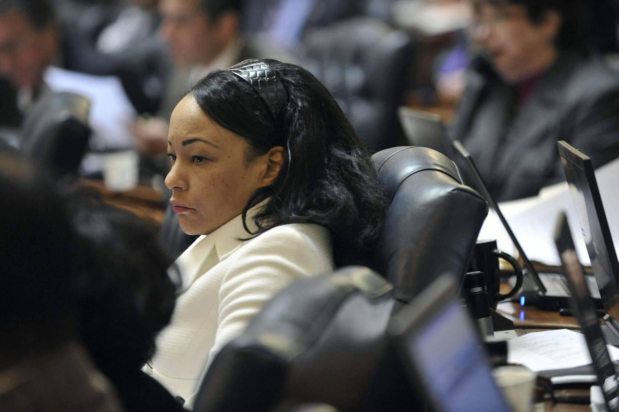 Jill Carter Resigns Seat In House Of Delegates Joins Pugh