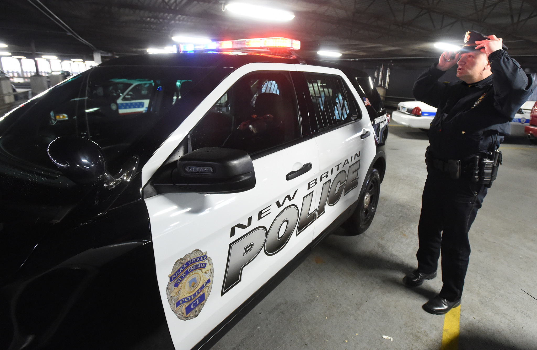 Connecticut Departments Redefining Police Car Hartford