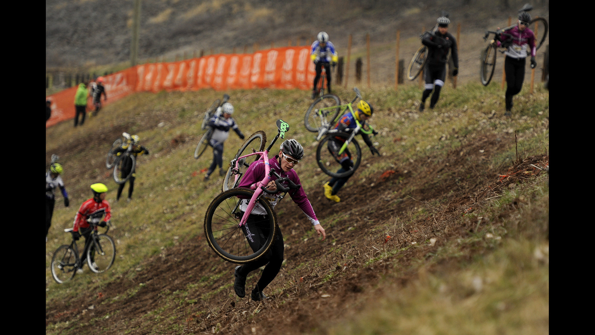 cyclocross riders ready to get down and dirty in hartford races