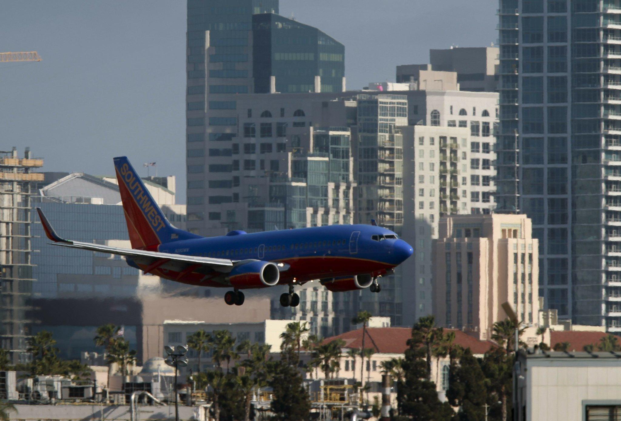 Southwest Flight From San Antonio To Orlando Makes