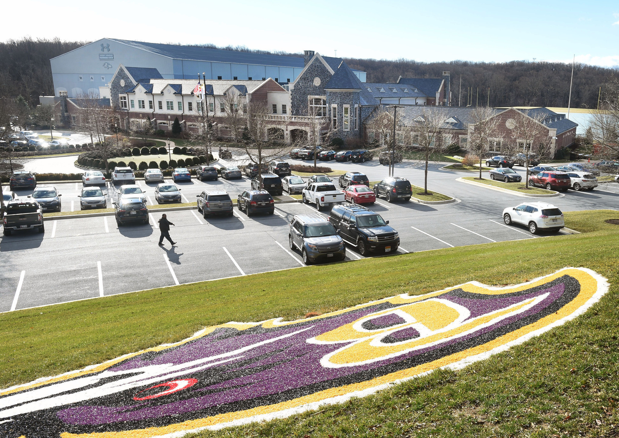 outgrowing training site ravens buy up baltimore county land for