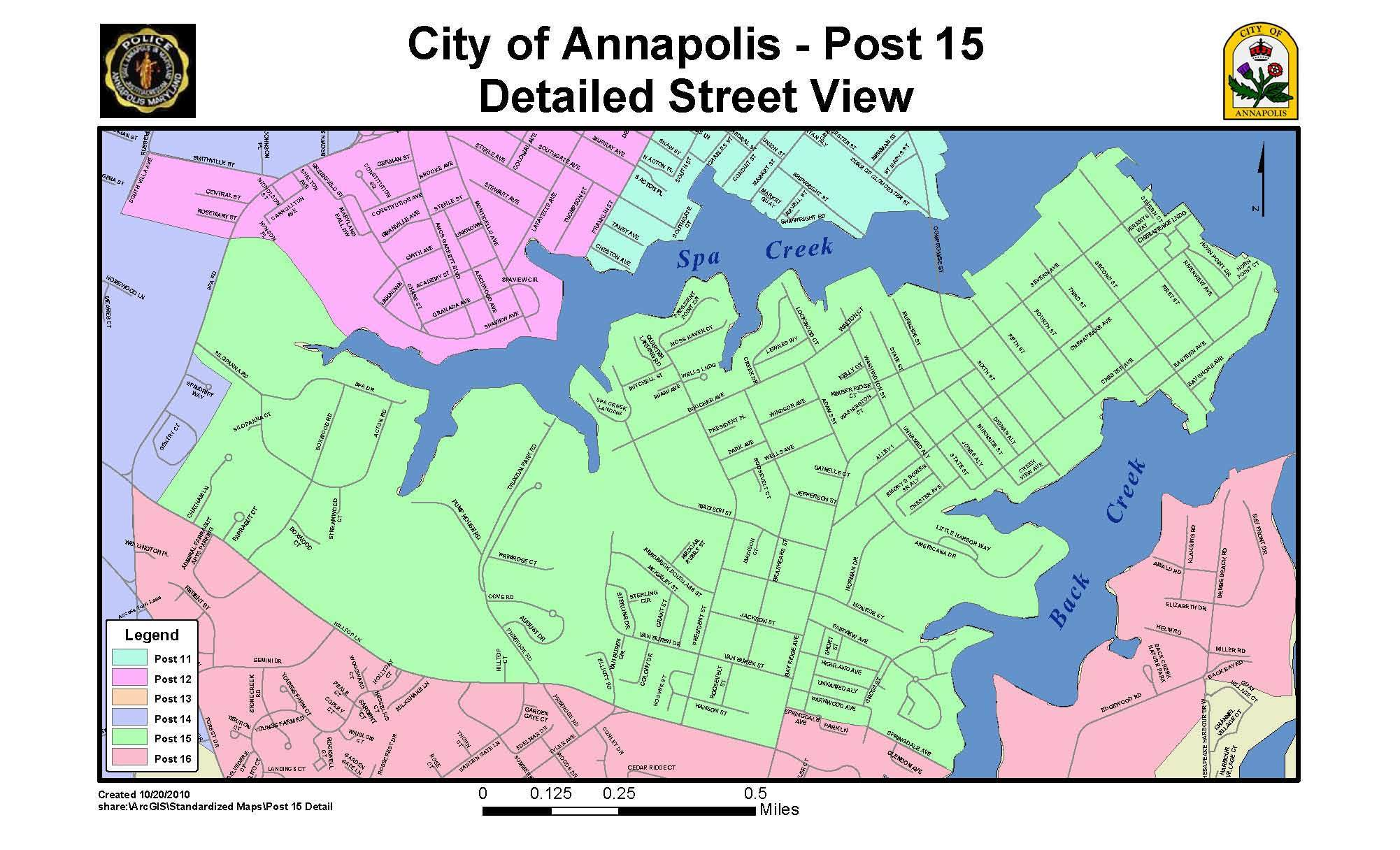 Overall crime in Annapolis down, but residents still feel unsafe ...