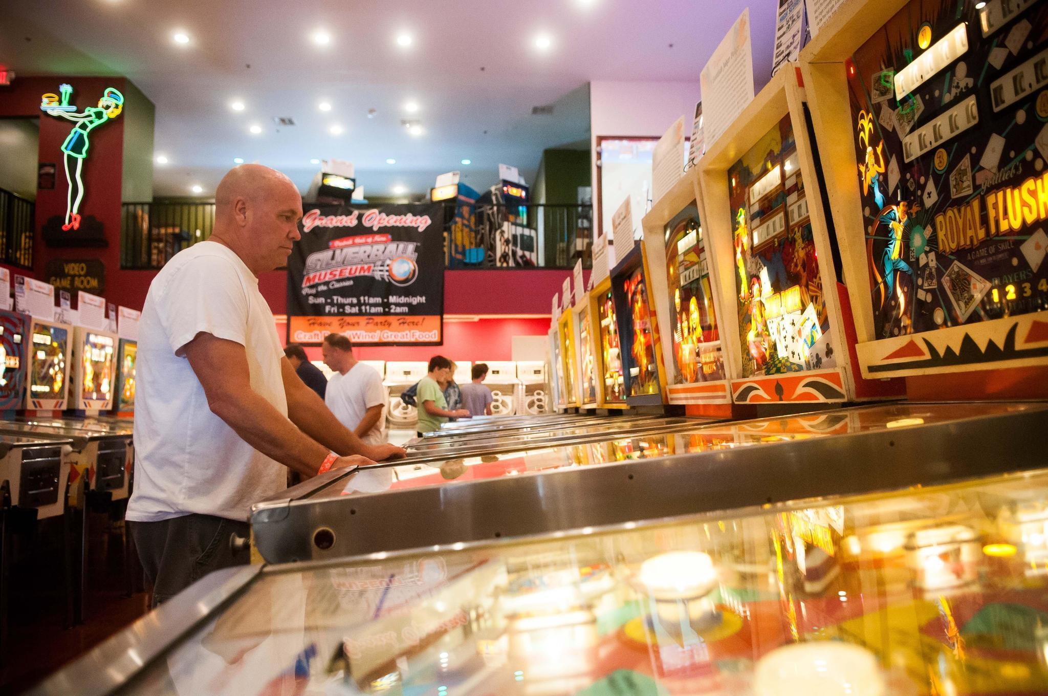 The florida adult arcade Unfortunately!