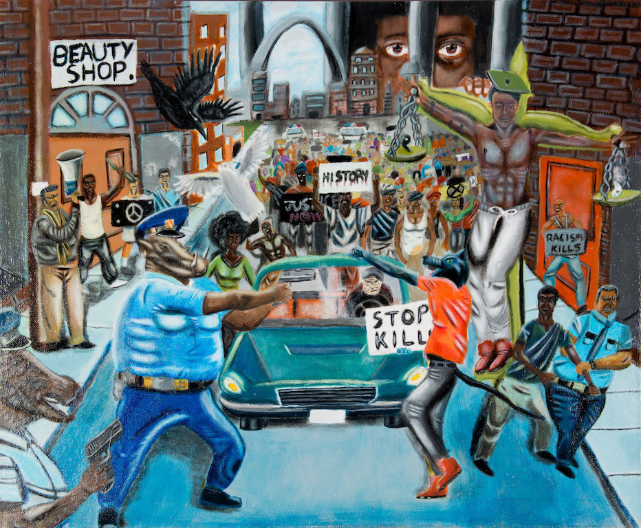 Rep. Hunter Removes Congressional Painting He Found Offensive