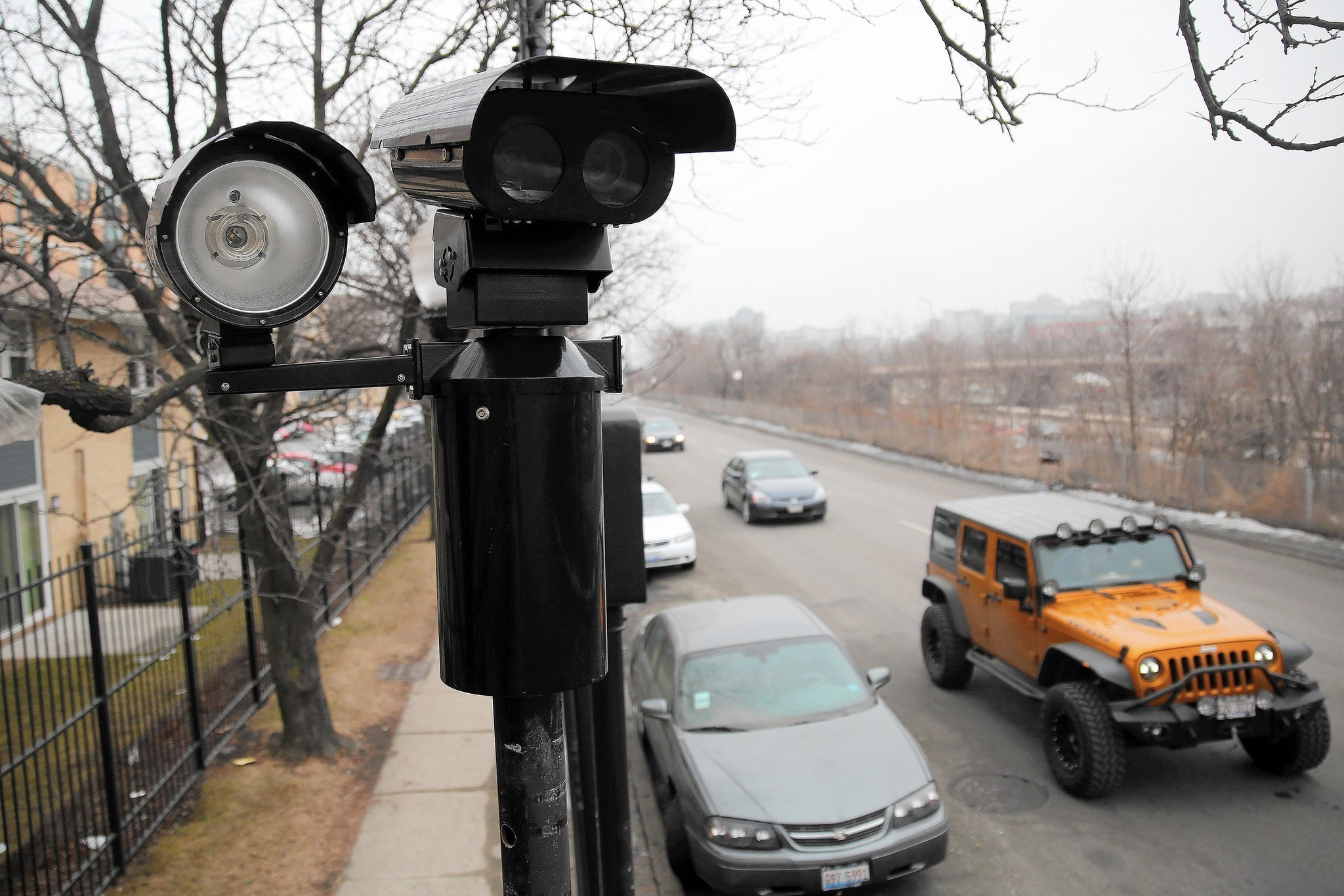 City Admits Mistake In Trying To Fix Previous Error On Red Light Tickets    Chicago Tribune