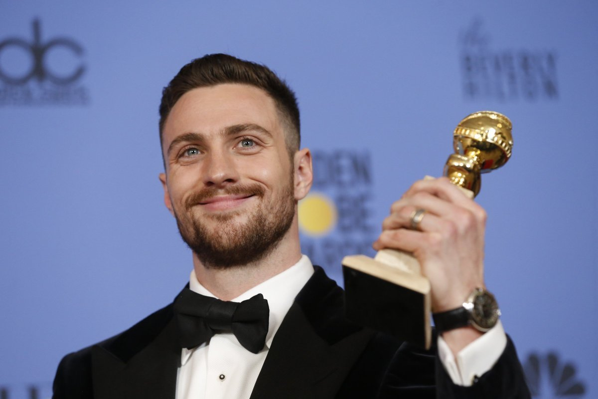 Aaron Taylor-Johnson of 'Nocturnal Animals' on that ...