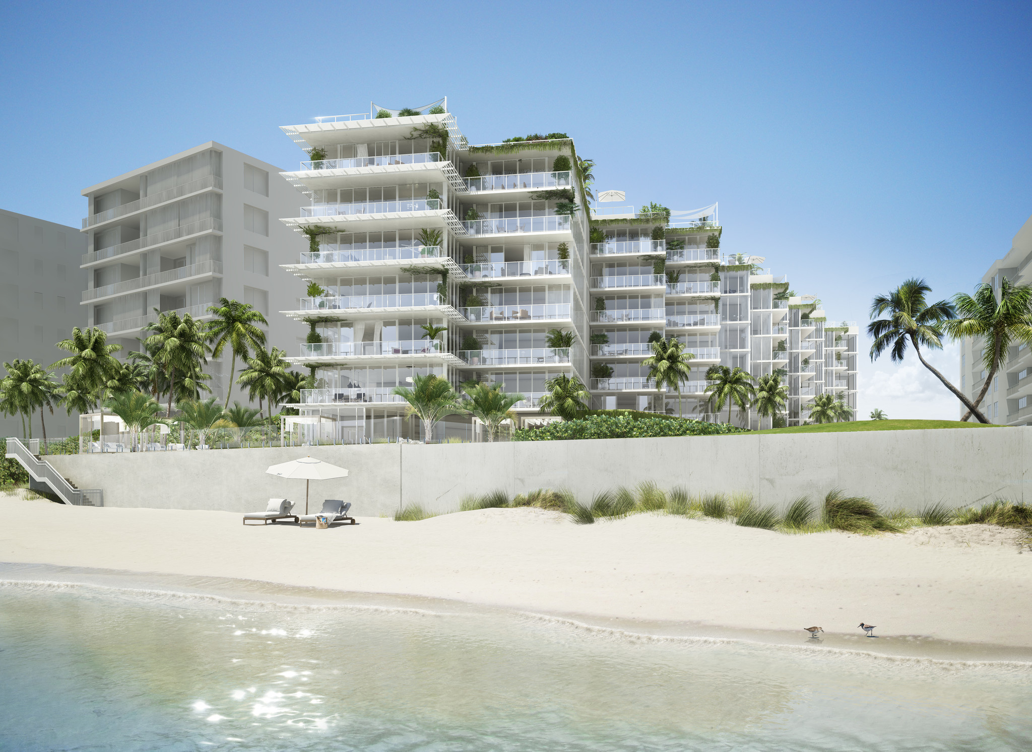 Developer Starts Sales For Oceanfront Palm Beach Condo