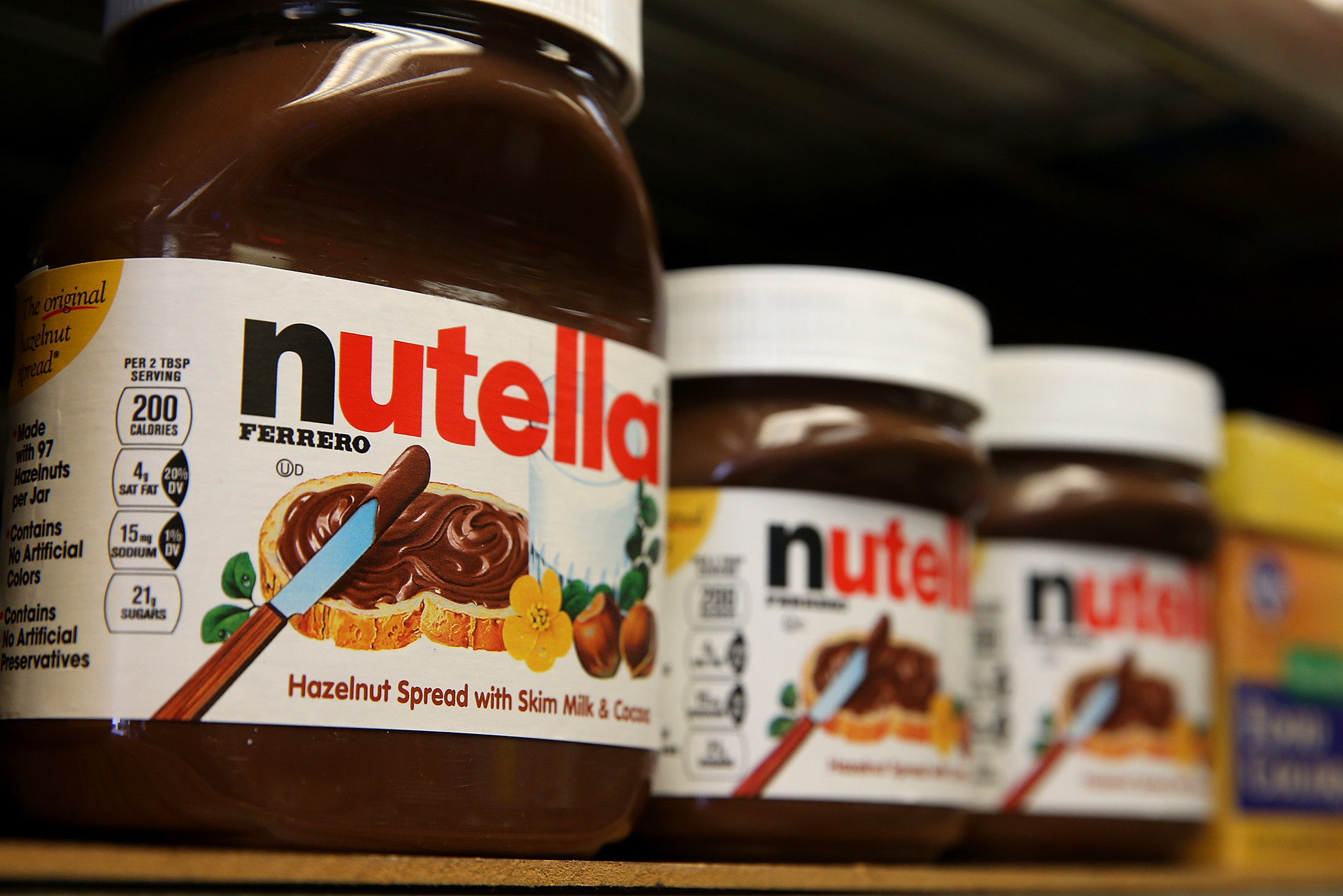 Surprise, Nutella is more unhealthy than you might think recommend