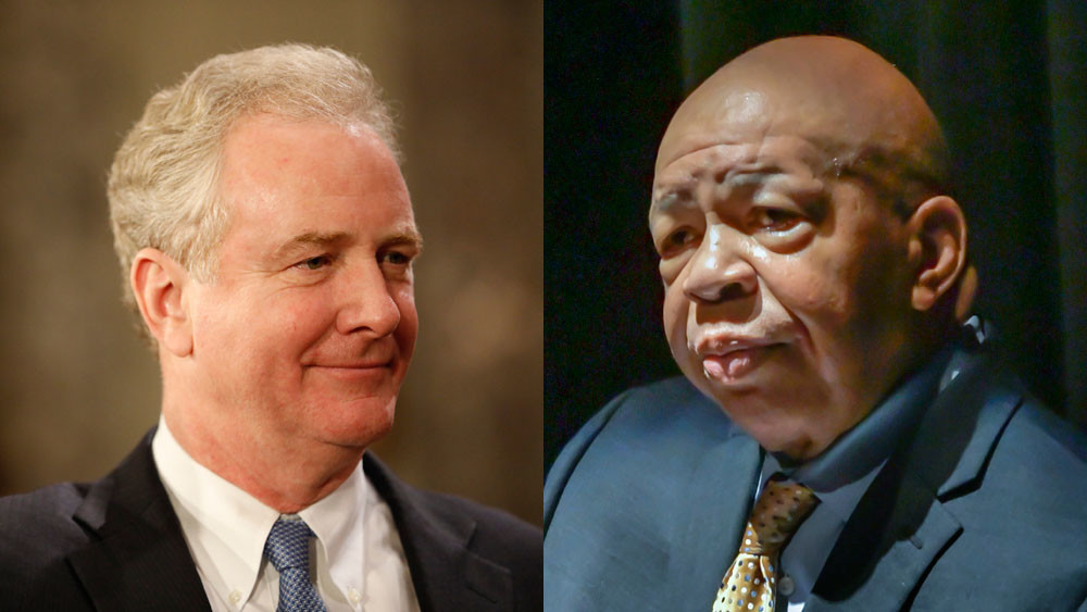 Roughly Speaking Podcast: Cummings And Van Hollen On Trump, ACA Repeal, Russian Hack, Obama's Record (episode 195)