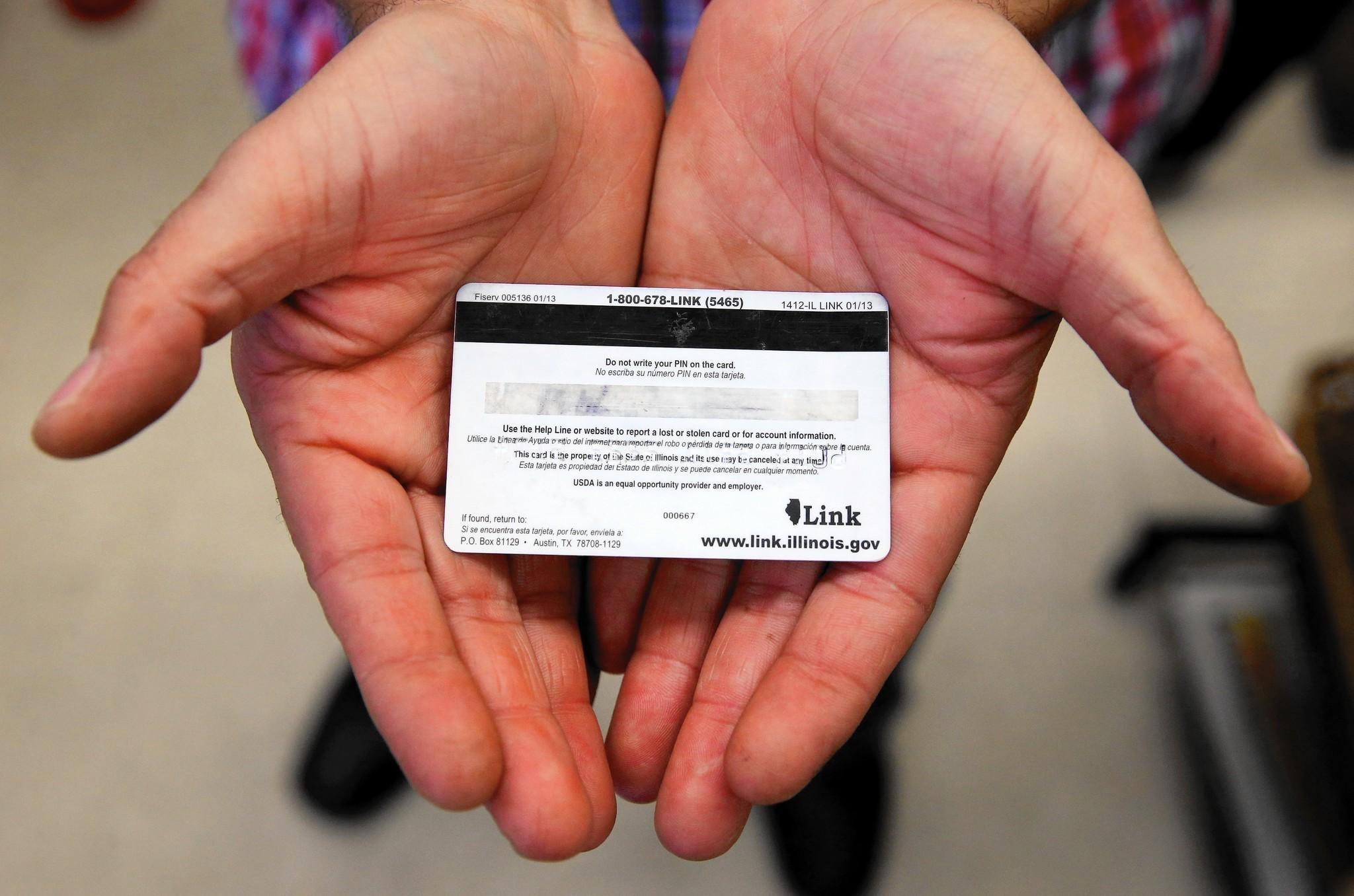 Illinois Ebt Food Stamp Balance