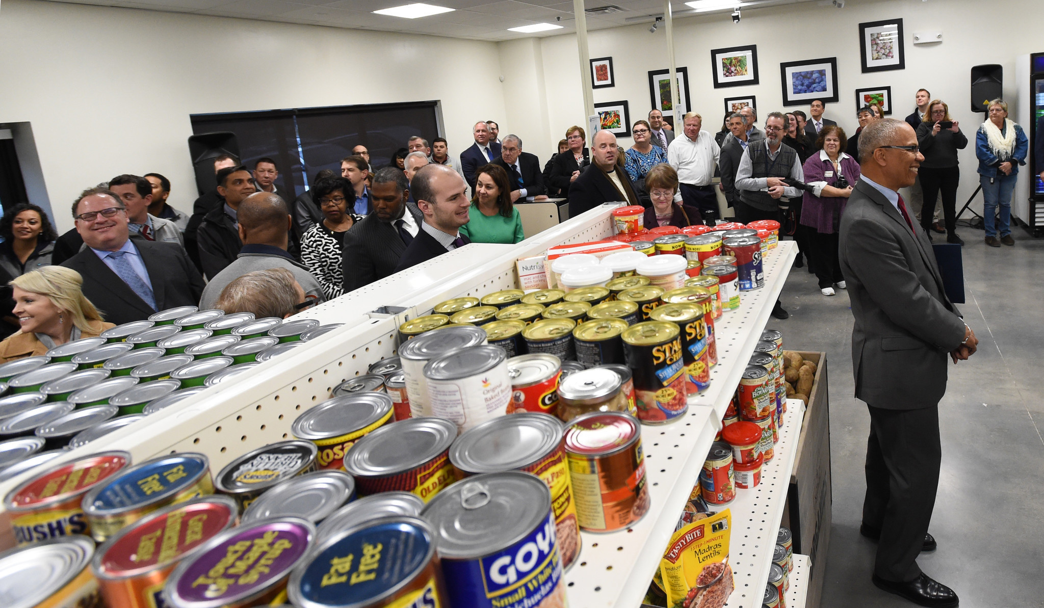 As Needs Grow Howard County Food Bank Finds Permanent Home