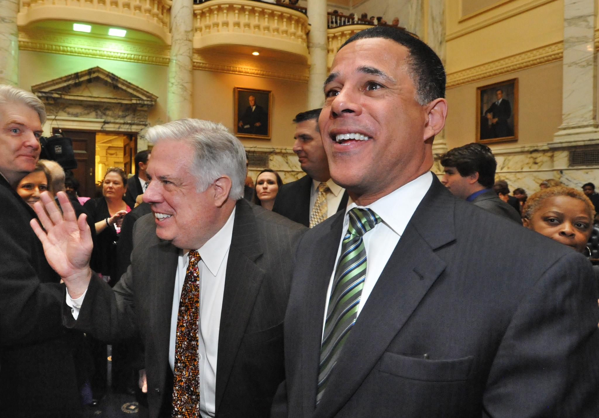 Rep. Anthony Brown Assigned To Armed Services Committee
