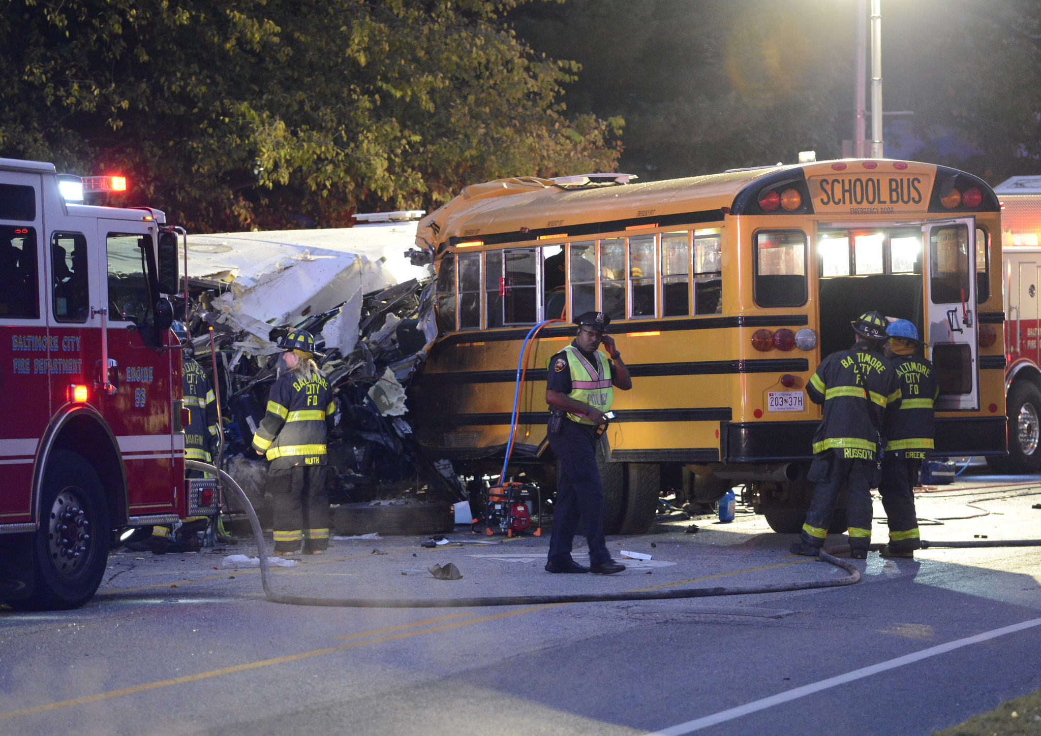 Cummings, Tenn. Congressmen Call For Hearing On School Bus Safety After Deadly Crashes