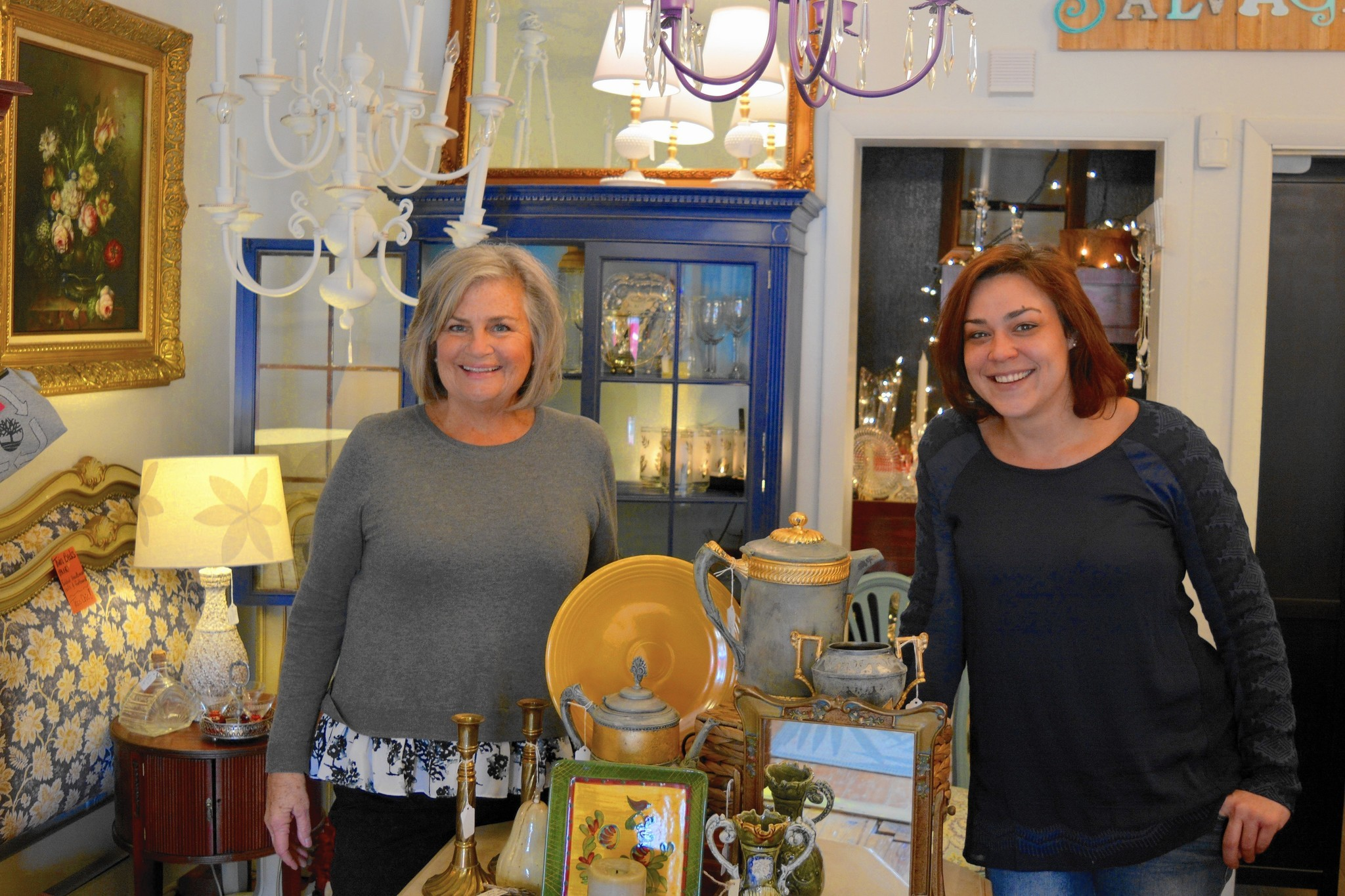 New Arbutus venture brings 'character' to old furnishings ...