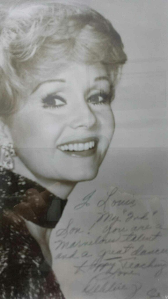 Debbie Reynolds Has Special Place In Heart Of San Diego Choreographer
