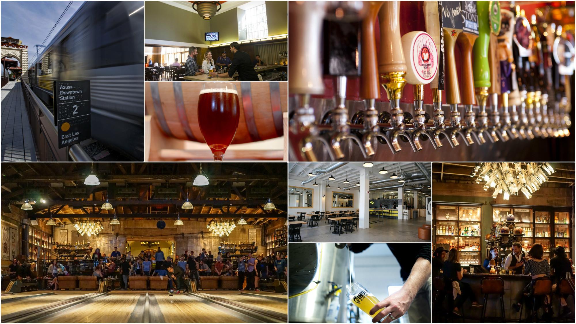 San Gabriel Restaurants With Craft Beer
