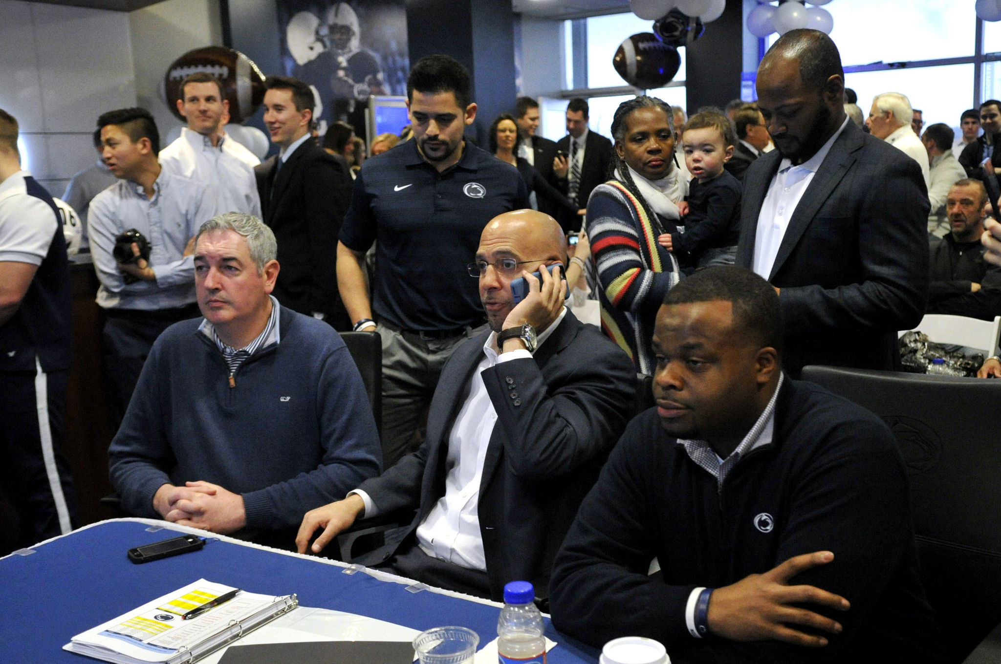 Record-setting running back commits to Penn State - The ...