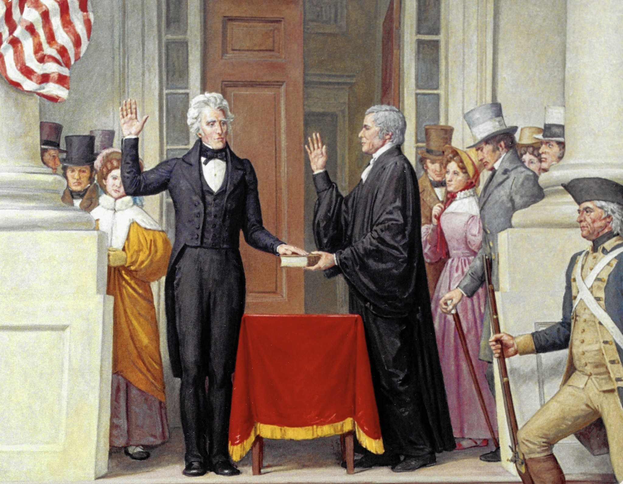 What Was Andrew Jackson S Kitchen Cabinet