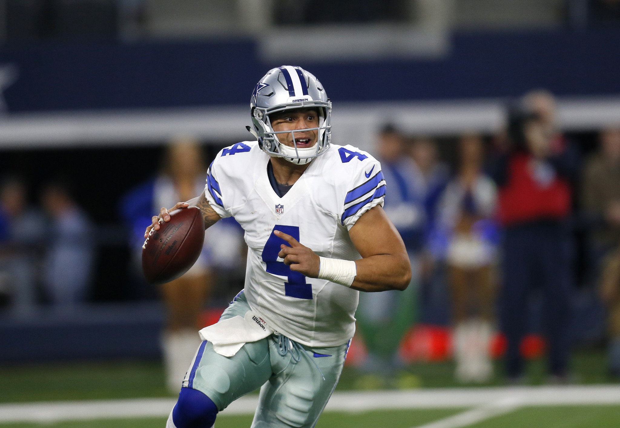 Can Dak Prescott become the first rookie quarterback to win a Super Bowl  -  Chicago Tribune 163993fc9