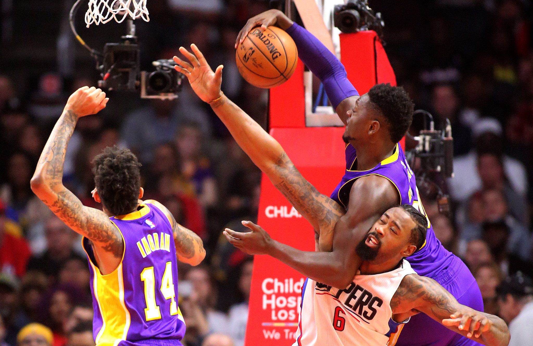 Lakers vs. Clippers - LA TimesLakers Vs Clippers
