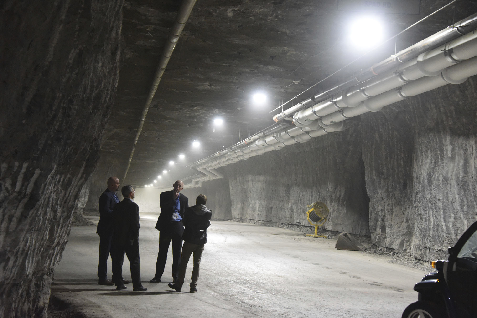 Iron Mountain's Pennsylvania mine expands to hold data ...