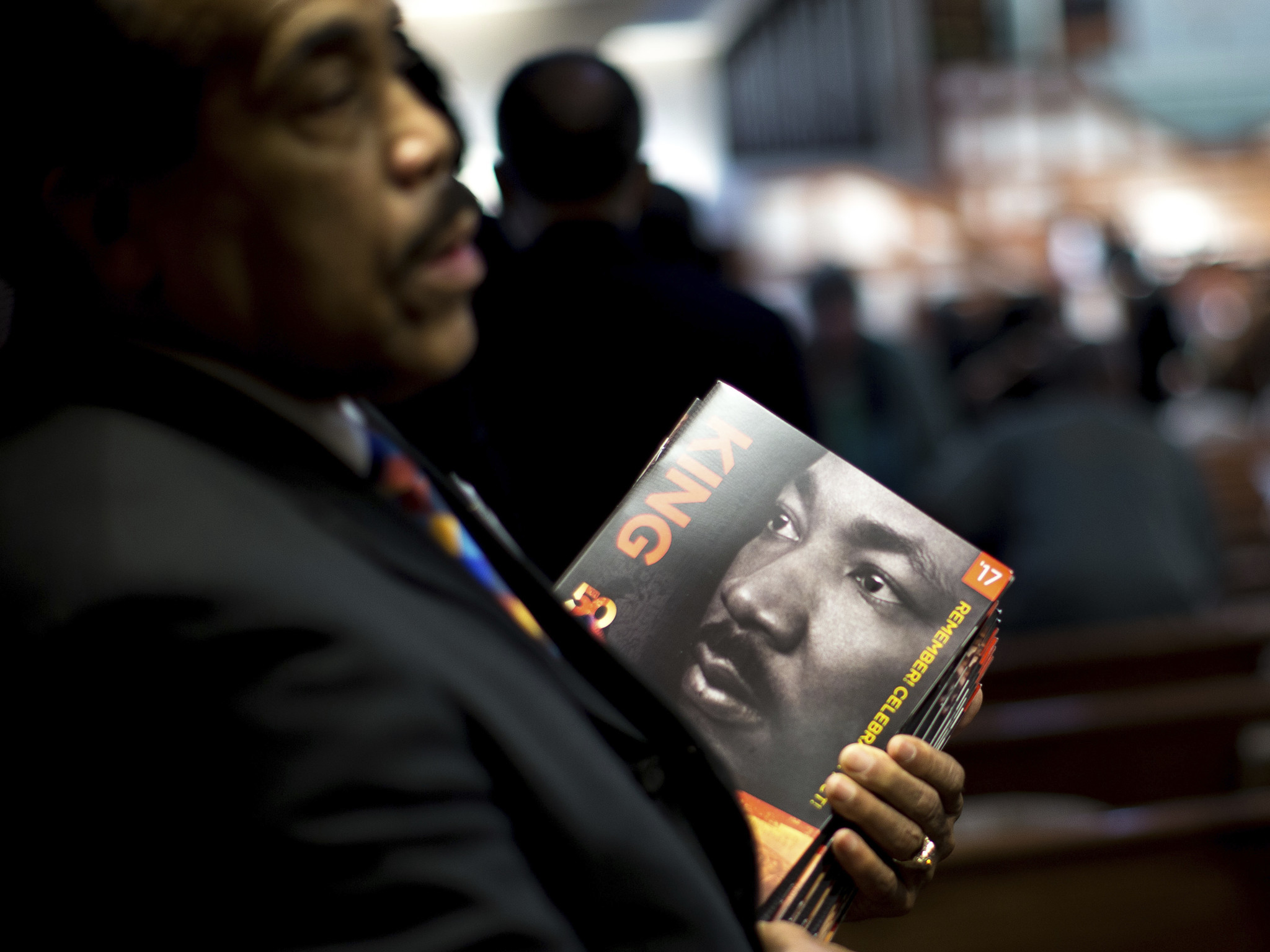 Martin Luther King Jr Day Highlights Transition From Obama To Trump