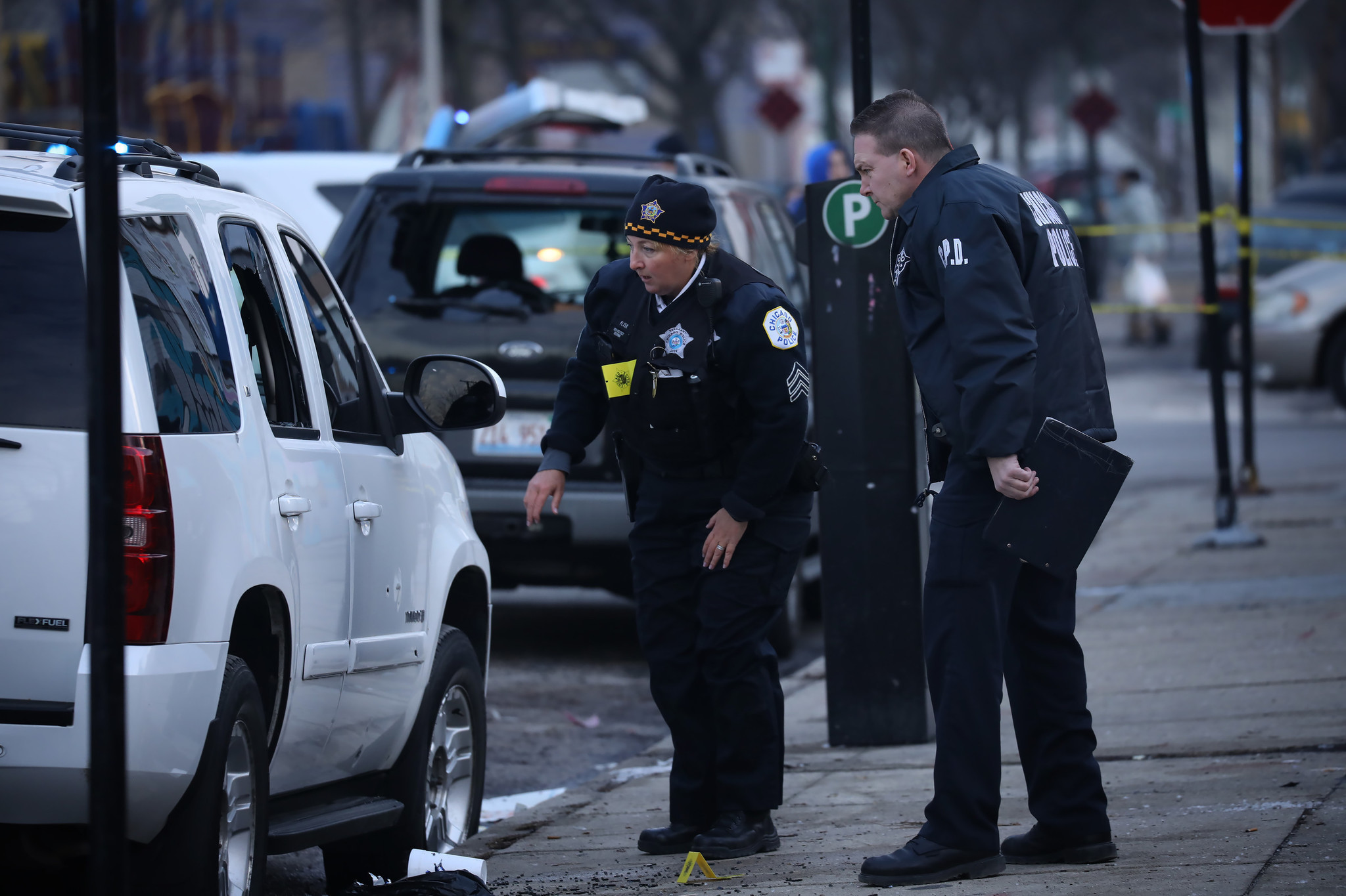 Two Weeks Into New Year Chicago Off To A Deadly Start