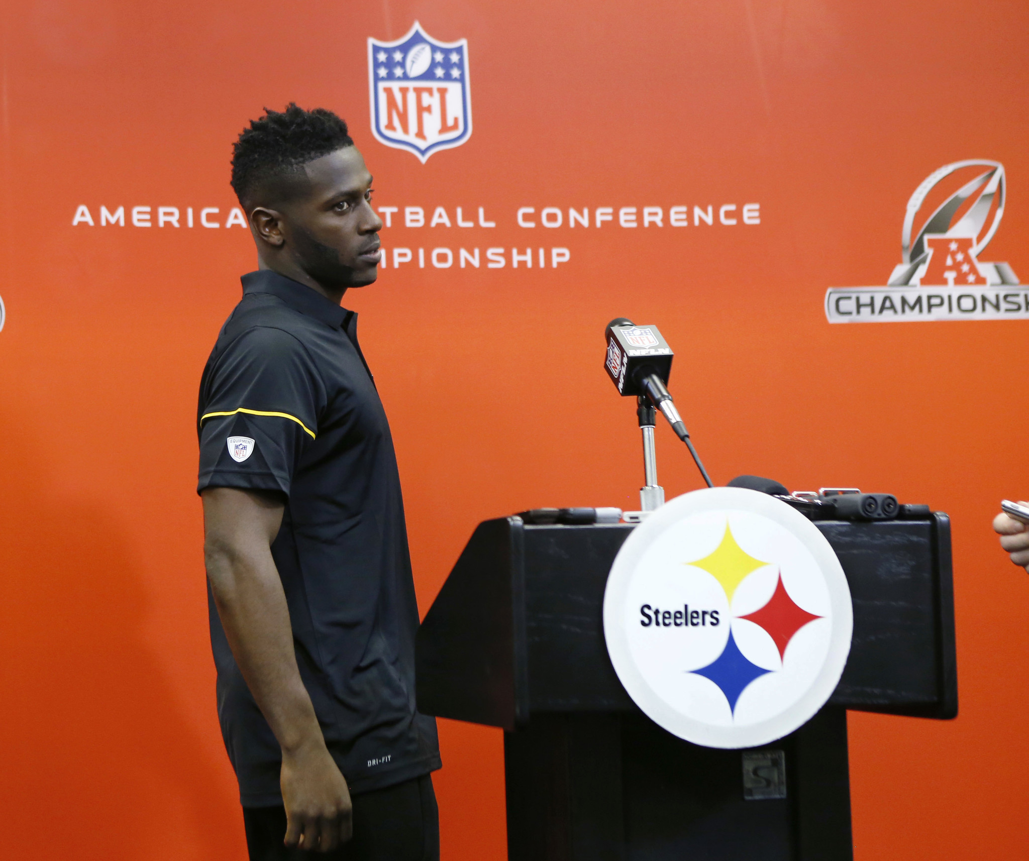 809adacd1 Steelers WR Antonio Brown apologizes for livestreaming video - Baltimore Sun