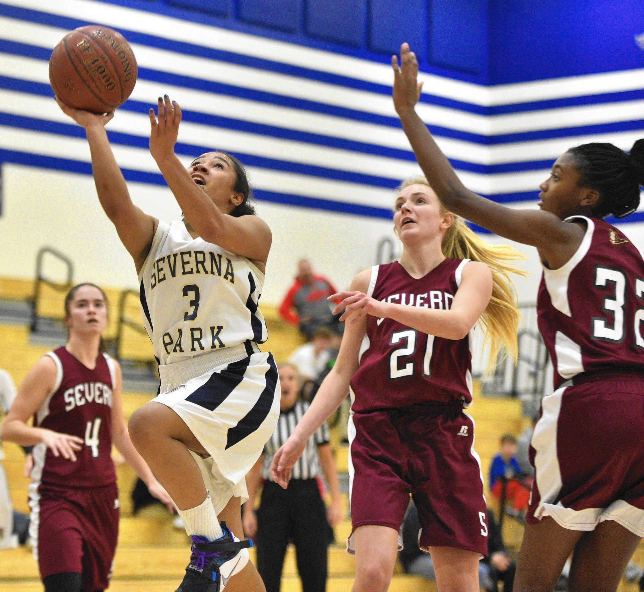 The Severn Baltimore Md: Severna Park Girls Down Severn For Eighth Straight Win