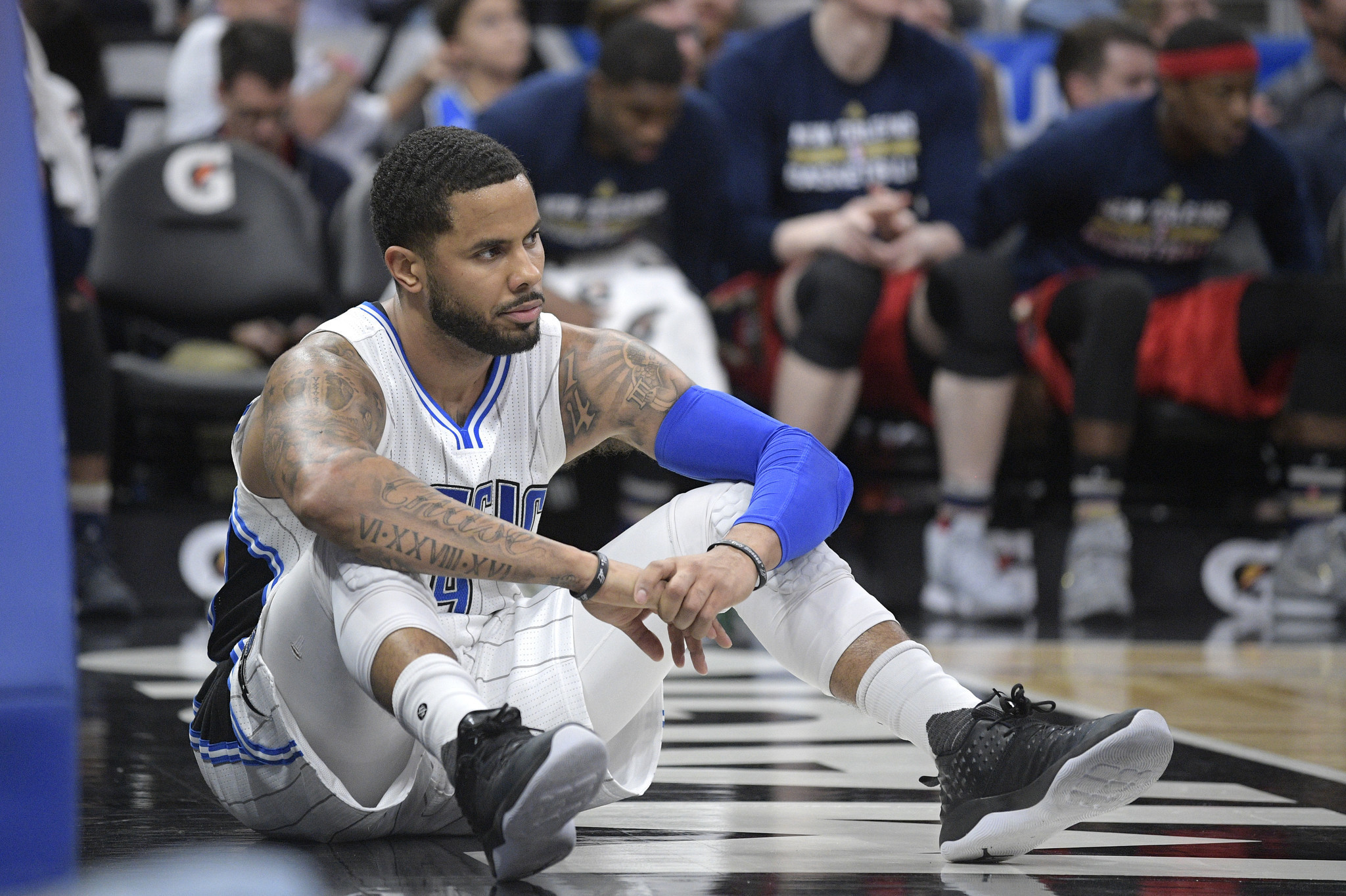 09471df5248 Hurricane Katrina impacted Magic's D.J. Augustin - Orlando Sentinel