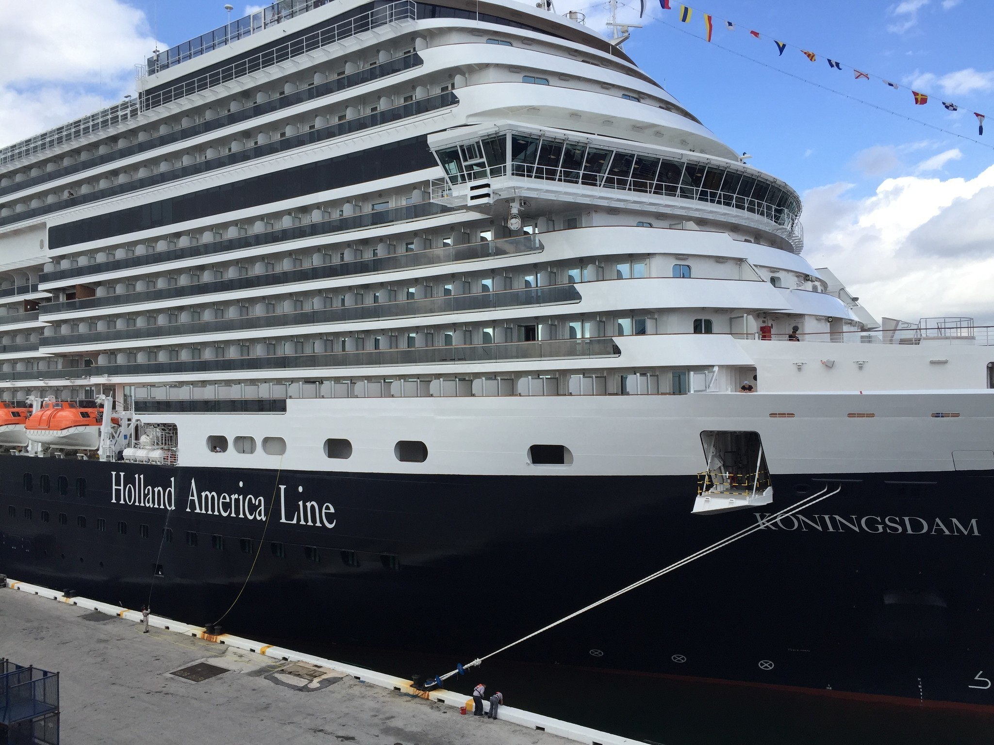 carnival earmarks new ships for holland and princess