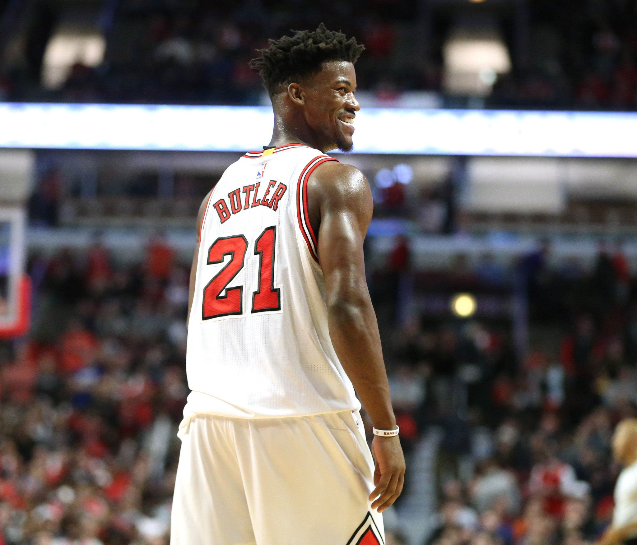 How High Can All Star Starter Jimmy Butler Go With The Bulls Or Elsewhere