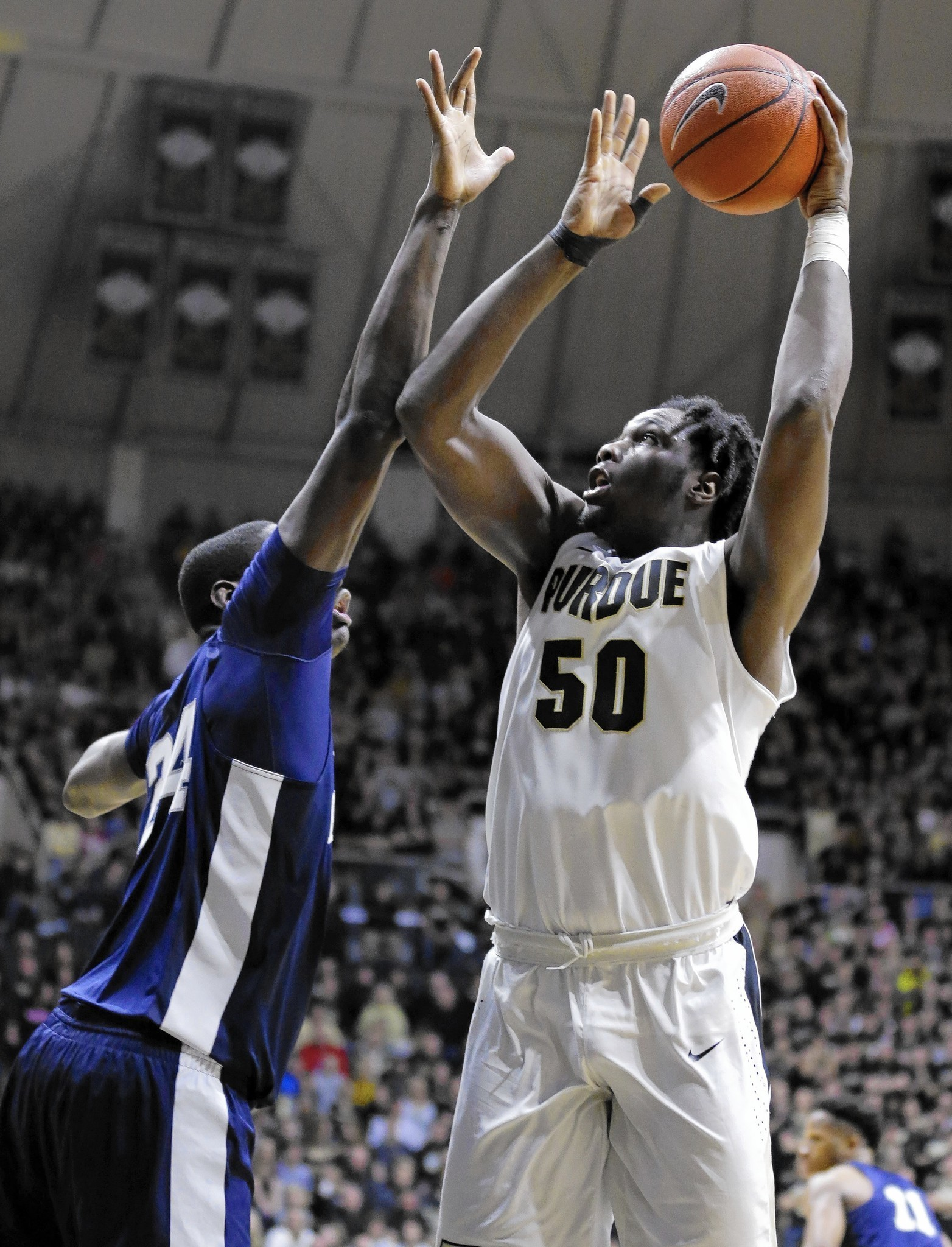 The Caleb Guy: Swanigan's double-double powers Purdue to blowout of Penn State - Post-Tribune