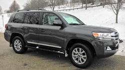 Toyota Land Cruiser Needs A Full Size Redesign To Stay Relevant
