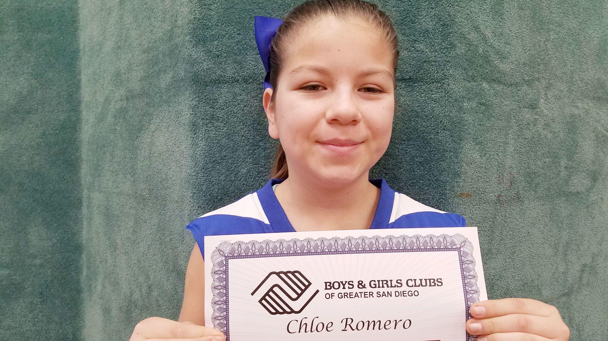 Chloe Romero