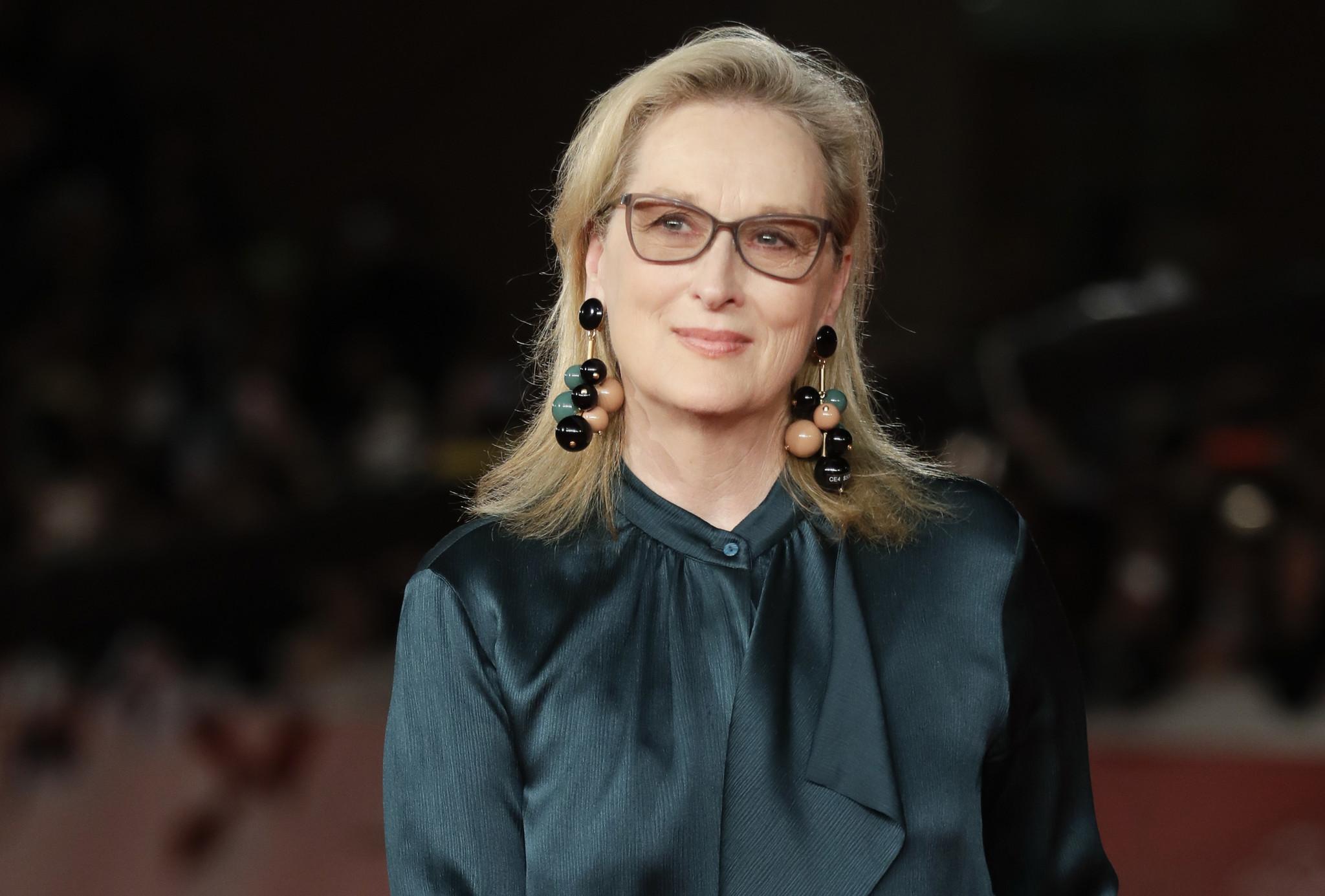 Meryl Streep Nude Photos 93