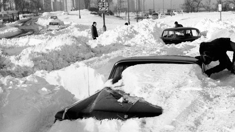 Looking Back On The Blizzard Of 1967