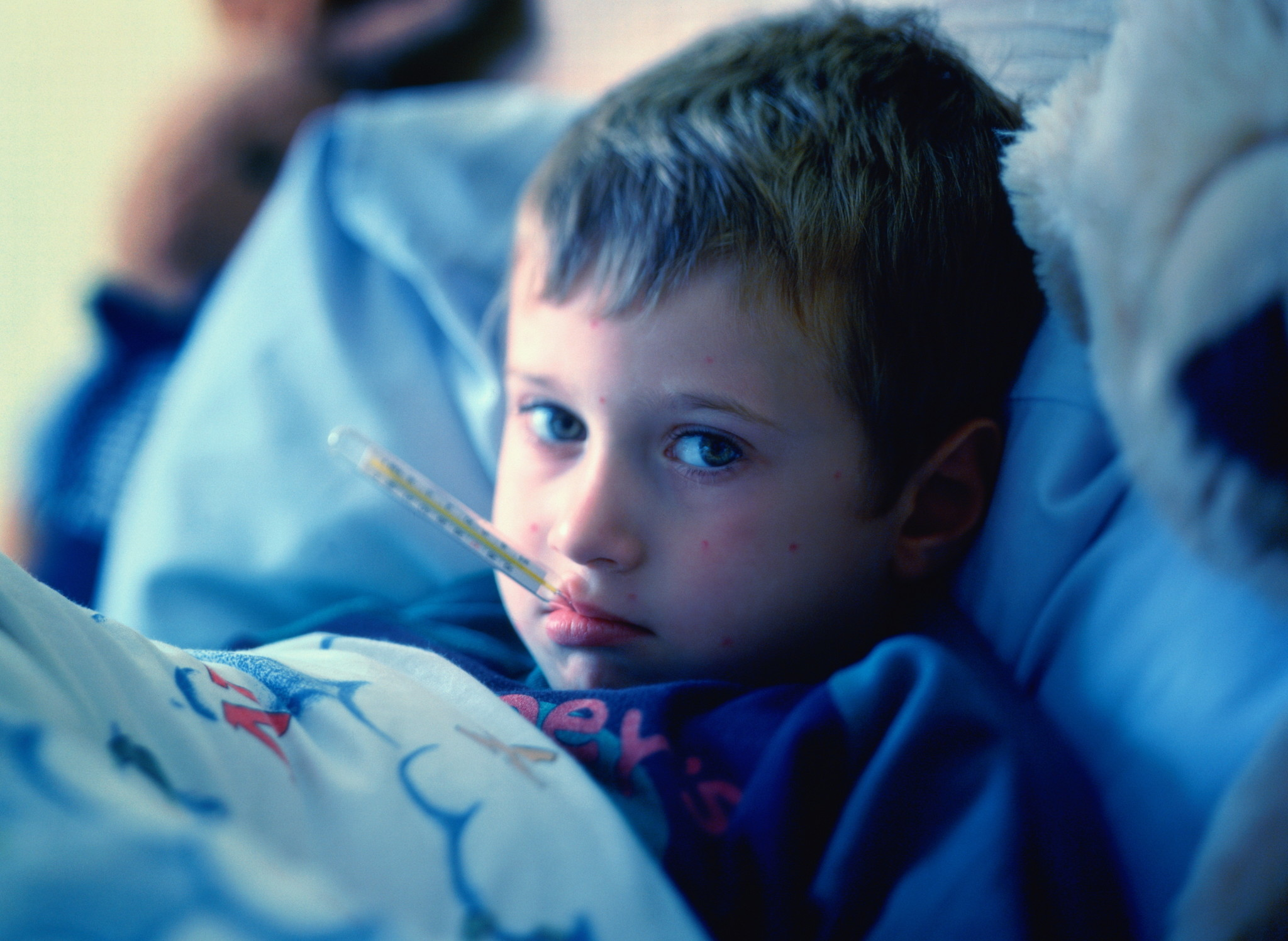 A parent's guide: When to keep your sick kid home from ...