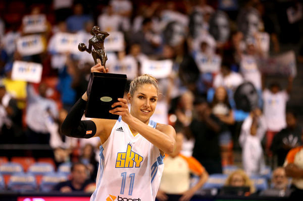 Elena Delle Donne Unhappy With Sky Wants Out Of Chicago