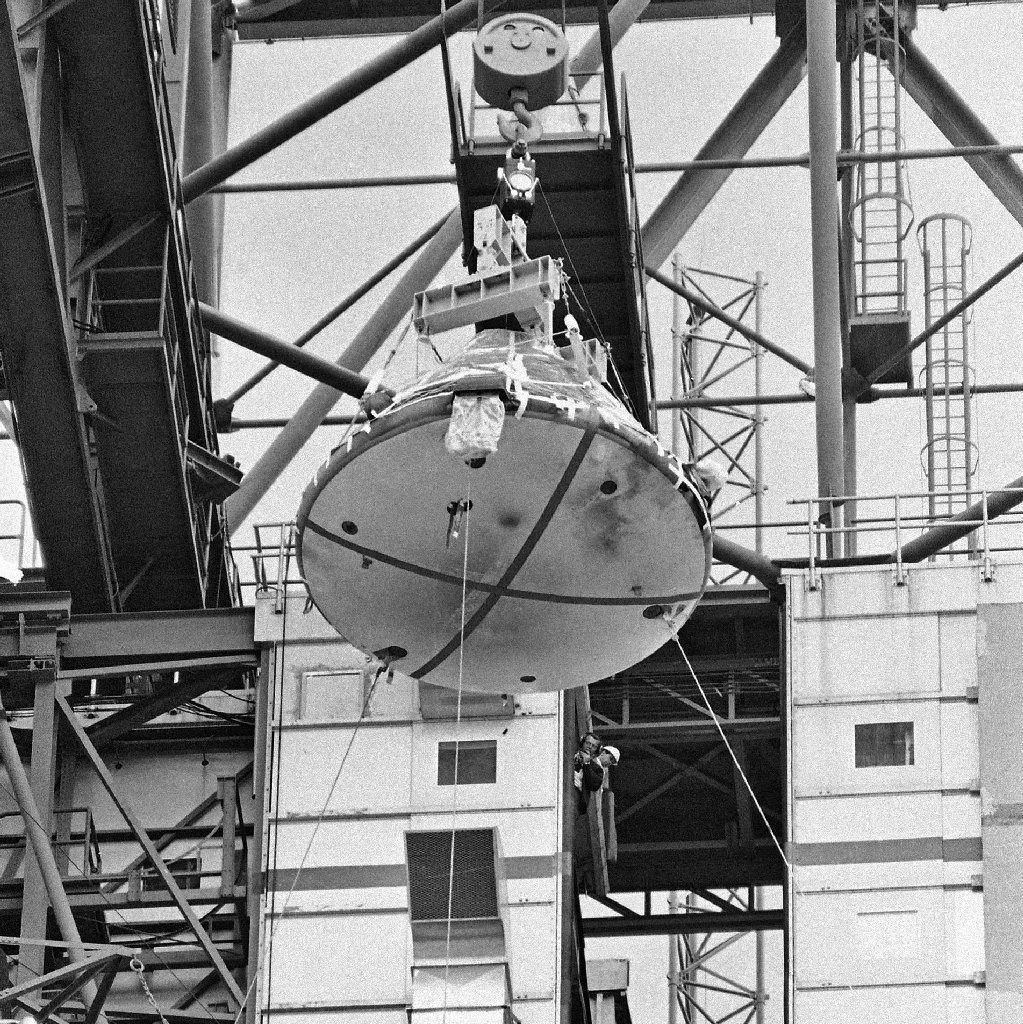 50 years on, NASA to unveil hatch from Apollo 1 fire ...