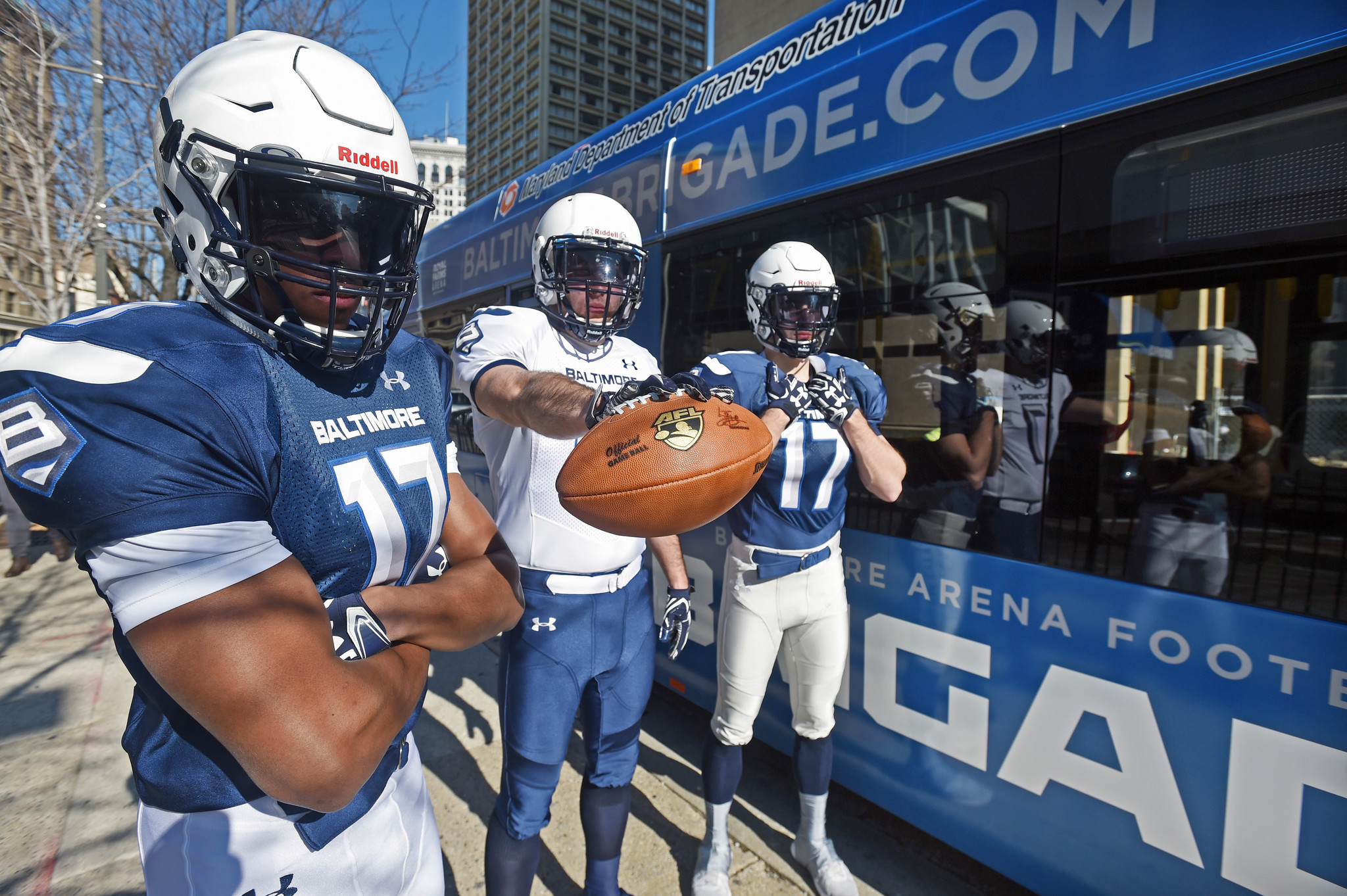 42df576cf New Arena Football League team faces branding challenges - Baltimore Sun