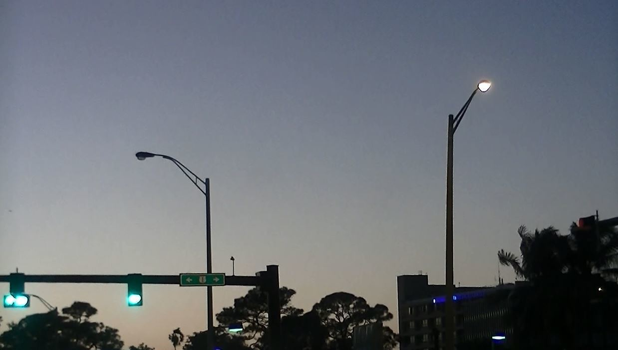 How To Best Light A Road It S All About Math And Bulbs