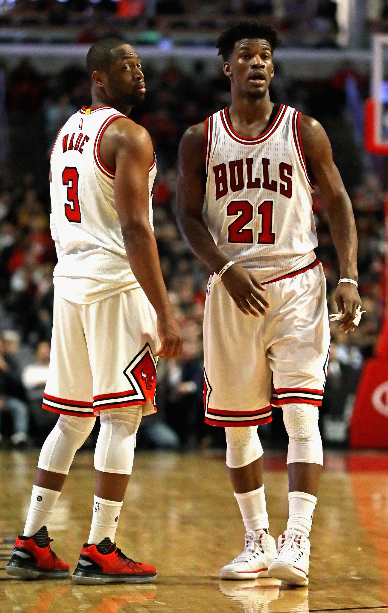 Dwyane Wade and Jimmy Butler blast teammates  commitment after loss -  Chicago Tribune a3567e1f4
