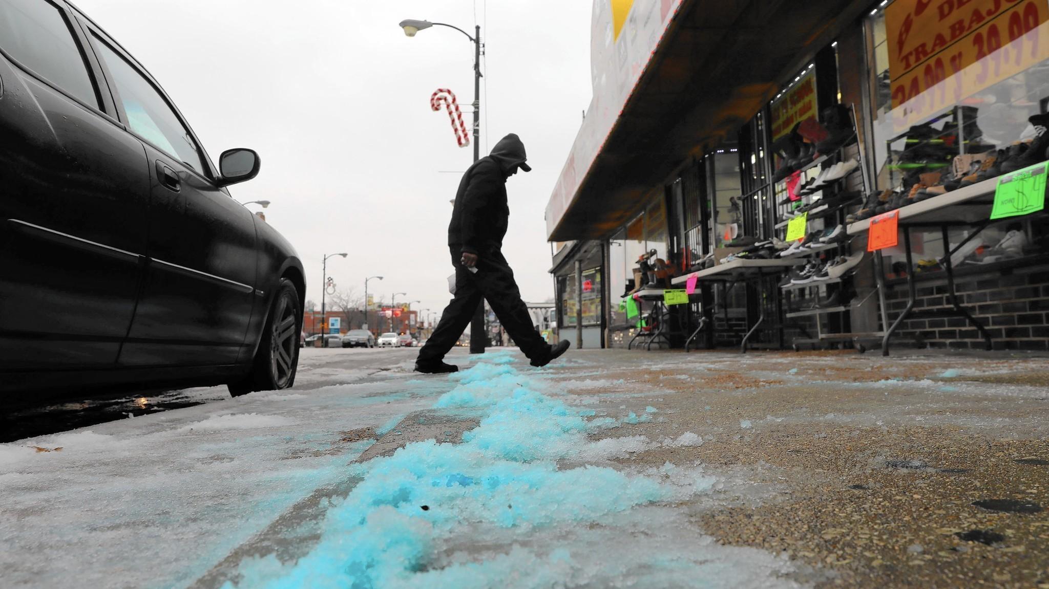 Road salts
